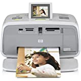HP Photosmart A616 Compact Photo Printer 4800 DPI (Q7112AABA)