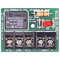 ELK PRODUCTS ELK912B ELK ELK 12/24V RELAY MODULE