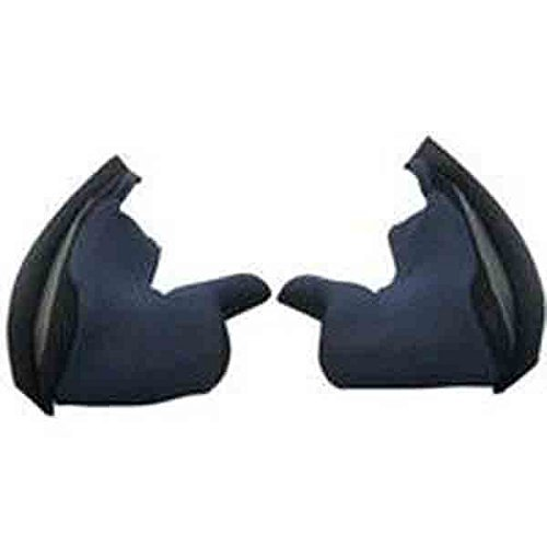SPEED AND STRENGTH Cheek Pads for SS1300 Helmet 2XL 876500