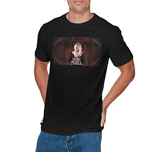 OLIVIA HARPER Mens Vintage The Pretty Reckless Going to Hell Tshirt 3XL Black