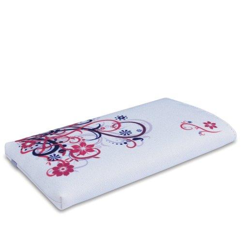 Stilbag Funda MIKA para HTC Desire 510 - Diseño: Blooming Pink