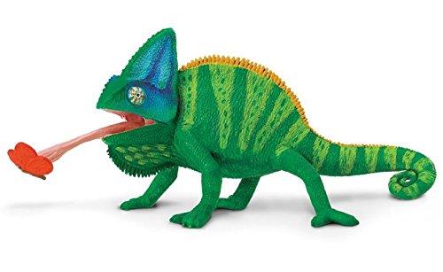 Safari Ltd Incredible Creatures Veiled Chameleon