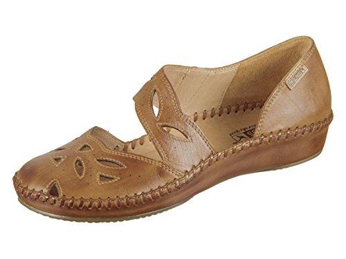 - PIKOLINOS Women's, Puerto Vallarta 6550518 Shoes Brandy 40 M