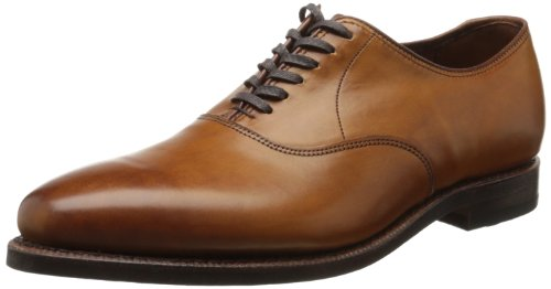 Allen Edmonds Men's Carlyle Oxford,Walnut Burnished Calf ,10 D US