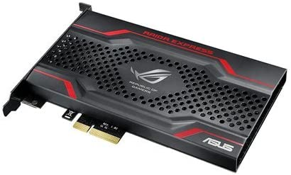 Asus RAIDR Express PCIe - Disco Duro sólido Interno SSD de 240 GB ...