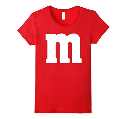 Womens M Candy Easy Halloween Costumes T-shirt Medium (Easy Costumes)