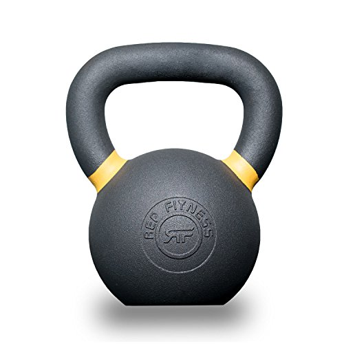 Rep LB Kettlebells for Strength Training and HIIT Workouts, 5 100 lb options