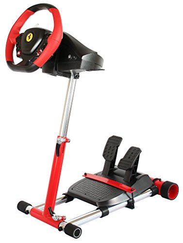 Red Racing Steering Wheelstand for Original Thrustmaster ...