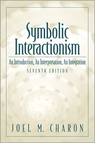 Amazon Symbolic Interactionism An Introduction An