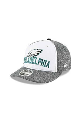 New Era Philadelphia Eagles Superbowl Opening Night SB52 9fifty Snapback Cap Low Profile