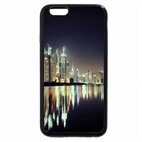 iPhone 6S / iPhone 6 Case (Black) dubai night view