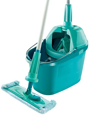 Leifheit Twist System With Extra Soft Mop Head Amazon Co Uk Kitchen Home