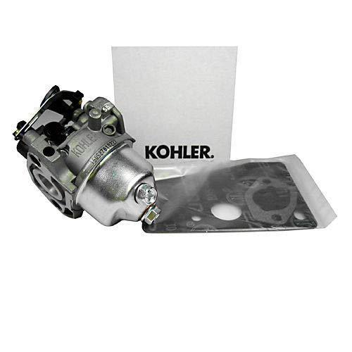 KOHLER 14 853 68-S GENUINE COMPLETE CARBURETOR WITH BOTH GASKETS