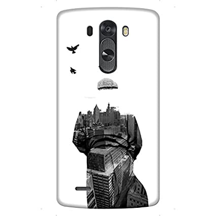 new product 14d32 f363b Blink Ideas Back Cover for LG G3: Amazon.in: Electronics