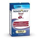 Novasource Renal Vanilla Brikpak 27 X 8oz Case