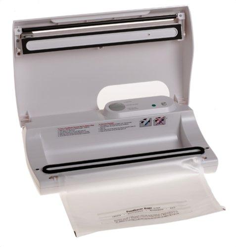 Buy foodsaver v3240 vacuum sealing system with starter kit