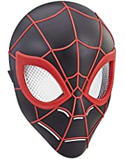 Marvel Spider-Man E3662AS00 Mile Morales Hero Mask Black