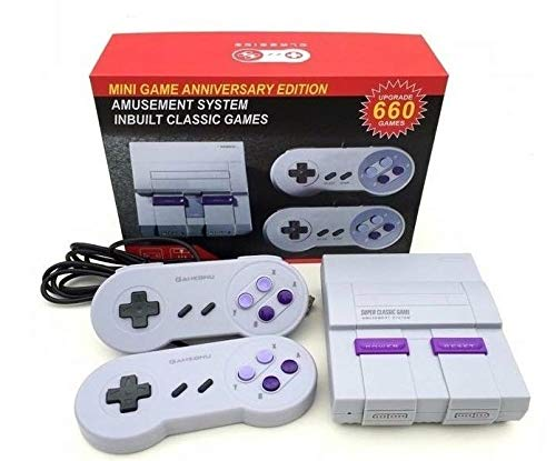 Super Classic Edition system Video Game Console retro Built-in 660 Classic Video Games AV Output TV Game System Bring Back Childhood Memory