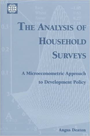 image for The Analysis of Household Surveys: A Microeconometric Approach to Development Policy (World Bank)