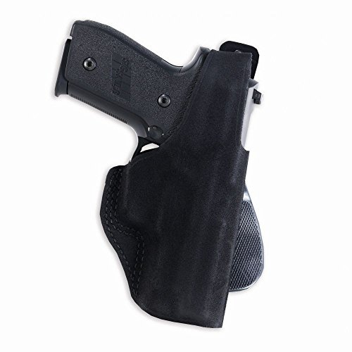 Galco PDL636B Paddle Lite Gun Holster for Ruger LC9, Right, (Galco Paddle Holsters)
