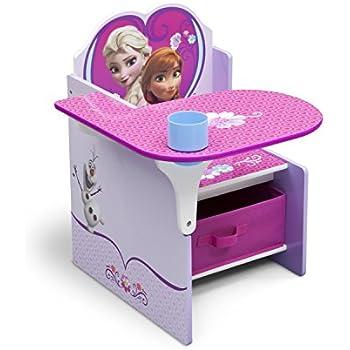 Amazon Com Delta Children Chair Desk With Storage Bin