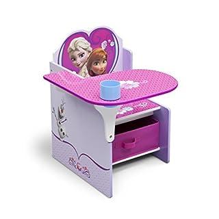 Delta Children Chair Desk With Stroage Bin, Disney Frozen