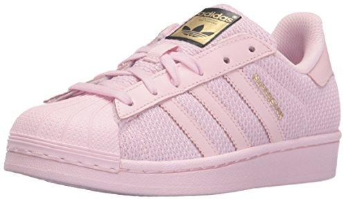 Superstar adidas Boys' Pink Trainers Originals Pink Pure Pink qap6f8
