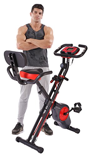 🥇 pleny – Bicicleta de ejercicios plegable
