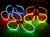 Bulk Glow Glasses Wholesale Deal: 225 Glow Glasses for $125, 100 FREE Glow Bracelets