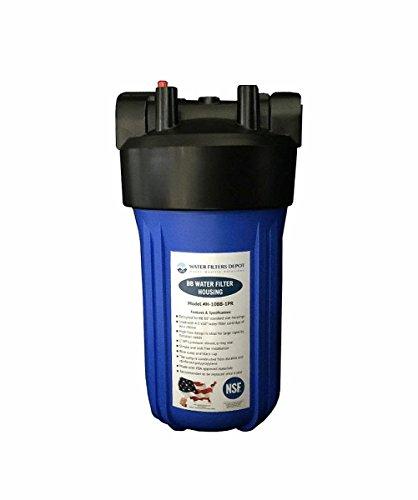10 inch big blue filter housing - 1
