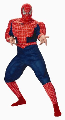 - 4125S s1o3L - Spiderman Costume