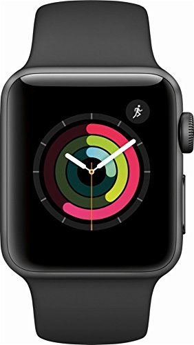 New Apple Series 2 Watch for iPhone - 42mm Space Gray Aluminum...