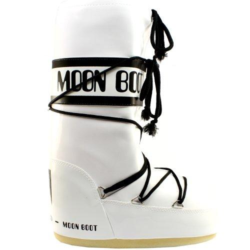 Bottes Boot neige viynl de Moon Tecnica Femmes originales xTPqIAq8