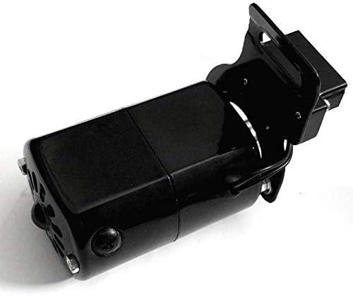 Naliovker 1 Set Noir 1.0 Amps Maison Universelle Machine Une Coudre Moteur P/éDale Contr?Leur 100W EU Plug