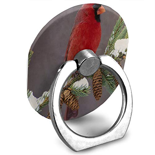 Ring Holder Watching Red Birds Ring Mobile Phone Holder, used for sale  Delivered anywhere in Canada