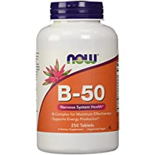 Now B-50 Complex 250 tabs