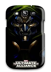 New Galaxy S3 Case Cover Casing(doctor Doom)