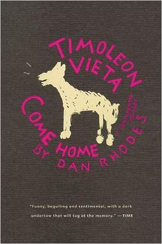 Timoleon Vieta Come Home: A Sentimental Journey