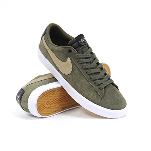 Nike Kavaj Låg Gt Qs Mens Skateboard 716890-320