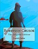Image of Robinson Crusoe: The Original Edition