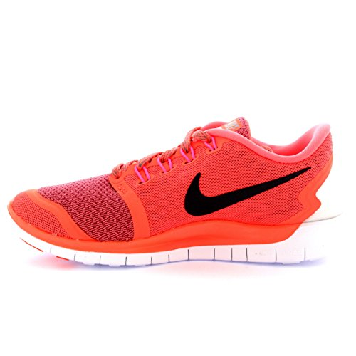 Nike Black 5 Grey Scarpe Lava Orange Wmns Free 0 Hot Tumbled Donna Sportive rwqUrg4