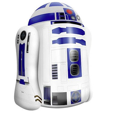 Bladez – Star Wars Droide R2-D2 Hinchable RC sin sonido
