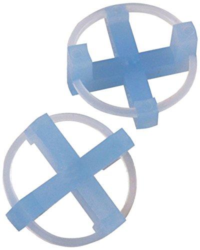 Marshalltown 15545 3/16-Inch Tavy Tile Spacer, Blue, 100-Pack by Marshalltown