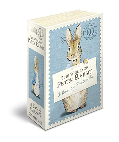The World of Peter Rabbit: a Box of Postcards ()