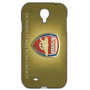 Fashion Design FC Arsenal FC Series Football Club Phone Case Cover For Samsung Galaxy S4 3D Plastic Phone Case
