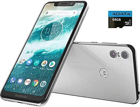 Motorola Moto One - Android One - 32/64 GB: Amazon.es: Electrónica