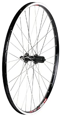 Sta-Tru Black Shimano Deore M590 8-9-10 Speed Cassette Hub Rear Wheel (26X1.5-Inch)