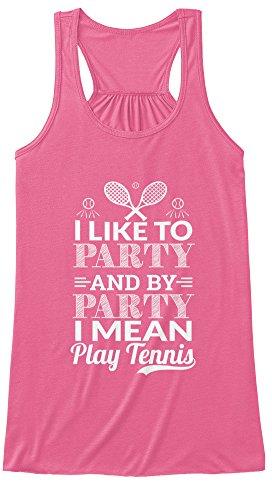 teespring-womens-tennis-girls-bella-canvas-flowy-tank-top-small-neon-pink