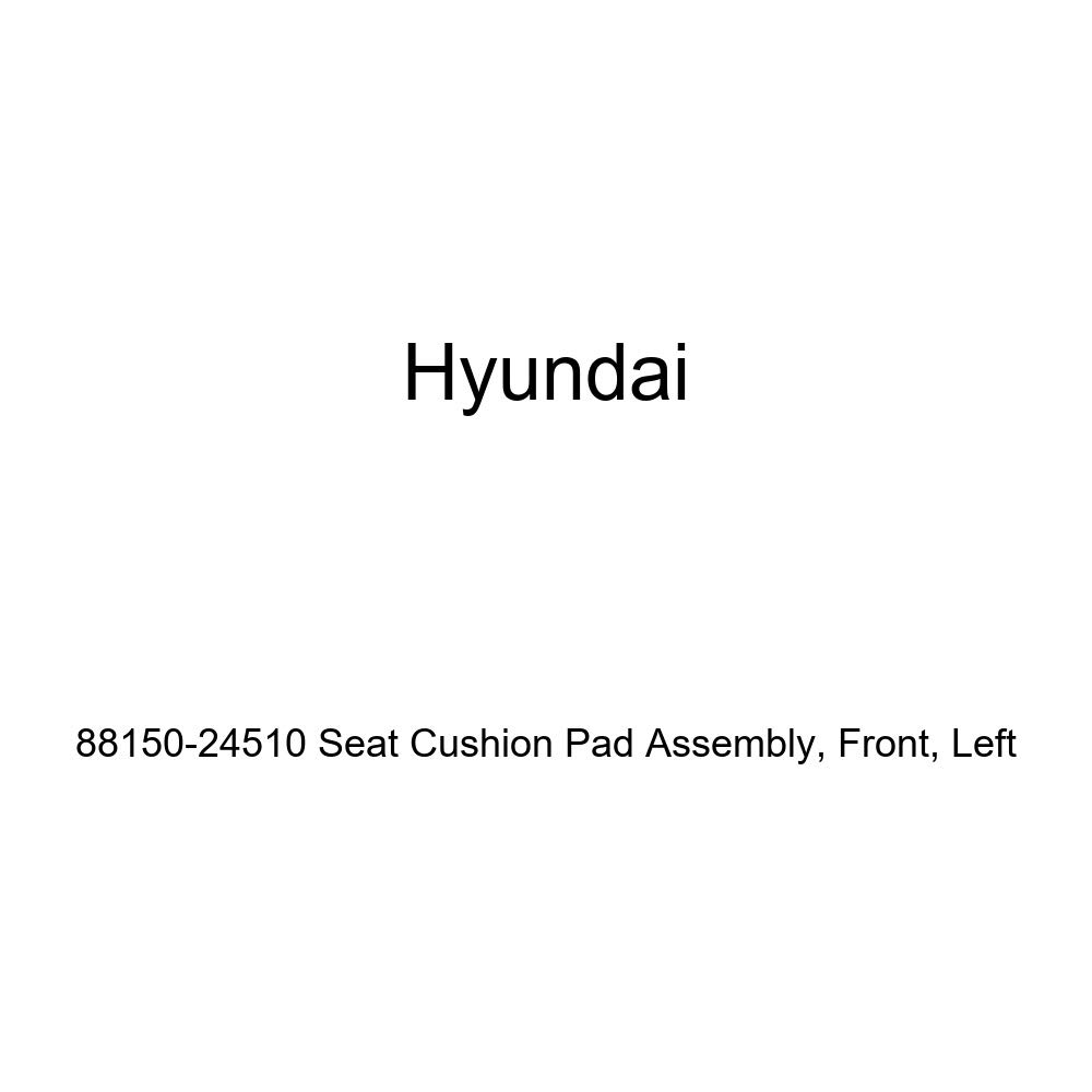Left Genuine Hyundai 88150-24510 Seat Cushion Pad Assembly Front