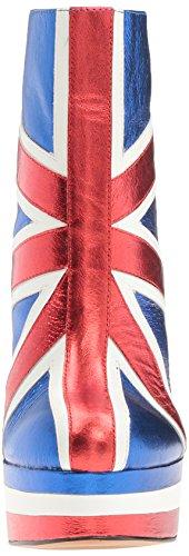 Shellys Women's Boot Cobalt Robi London Multi rOBwq7rx5n